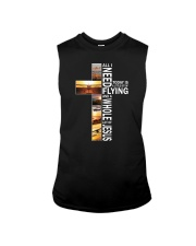 GIFTS FOR NEW PILOTS - WHOLE LOT OF JESUS Sleeveless Tee thumbnail