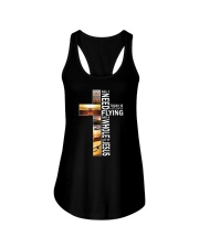 GIFTS FOR NEW PILOTS - WHOLE LOT OF JESUS Ladies Flowy Tank thumbnail
