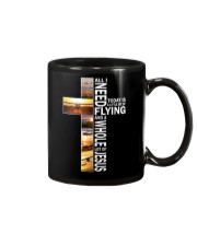 GIFTS FOR NEW PILOTS - WHOLE LOT OF JESUS Mug thumbnail