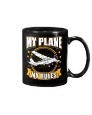 PILOT GIFT - MY PLANE MY RULE Mug thumbnail