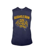TRULY DRINK - BEERAHOLIC BRAIN Sleeveless Tee thumbnail
