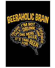 TRULY DRINK - BEERAHOLIC BRAIN 16x24 Poster thumbnail