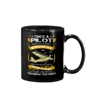 PILOT GIFT - ONCE A PILOT ALWAYS A PILOT Mug thumbnail