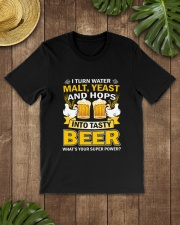 CRAFT BEER AND BREWERY - TASTY BEER Classic T-Shirt lifestyle-mens-crewneck-front-18