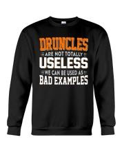 DRUNCLE - EXAMPLES Crewneck Sweatshirt thumbnail