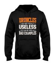 DRUNCLE - EXAMPLES Hooded Sweatshirt thumbnail