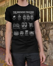 THE BREWERY PROCESS Classic T-Shirt apparel-classic-tshirt-lifestyle-21