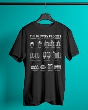 THE BREWERY PROCESS Classic T-Shirt lifestyle-mens-crewneck-front-3
