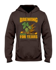 BREWING SOCIAL DISTANCE TRAINING FOR YEARS Hooded Sweatshirt thumbnail