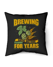 "BREWING SOCIAL DISTANCE TRAINING FOR YEARS Indoor Pillow - 16"" x 16"" thumbnail"