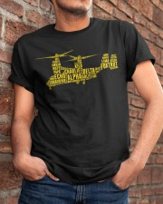 AVIATION RELATED GIFTS - V22 OSPREY Classic T-Shirt apparel-classic-tshirt-lifestyle-26