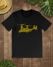 AVIATION RELATED GIFTS - V22 OSPREY Classic T-Shirt lifestyle-mens-crewneck-front-18