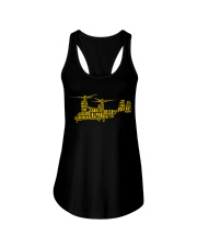AVIATION RELATED GIFTS - V22 OSPREY Ladies Flowy Tank thumbnail