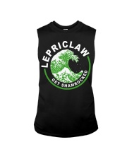 ST PATRICK'S DAY - LEPRICLAW GET SHAMROCKED Sleeveless Tee thumbnail