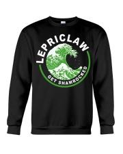 ST PATRICK'S DAY - LEPRICLAW GET SHAMROCKED Crewneck Sweatshirt thumbnail