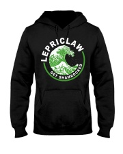 ST PATRICK'S DAY - LEPRICLAW GET SHAMROCKED Hooded Sweatshirt thumbnail