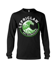 ST PATRICK'S DAY - LEPRICLAW GET SHAMROCKED Long Sleeve Tee tile