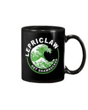 ST PATRICK'S DAY - LEPRICLAW GET SHAMROCKED Mug thumbnail