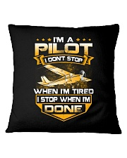 GREAT GIFT FOR PILOT - IM A PILOT Square Pillowcase thumbnail