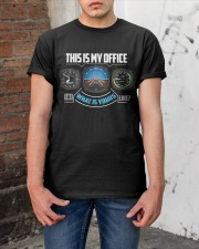 PILOT GIFTS - MY OFFICE Classic T-Shirt apparel-classic-tshirt-lifestyle-31