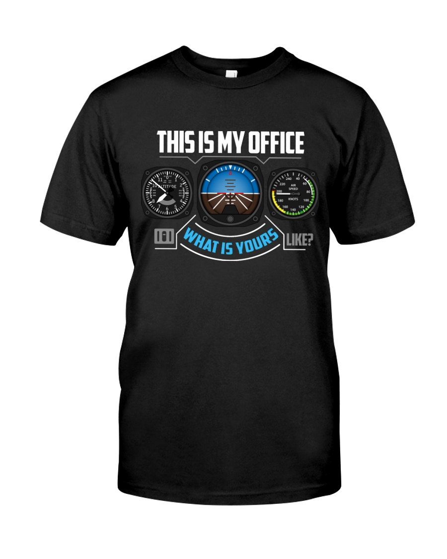 PILOT GIFTS - MY OFFICE Classic T-Shirt