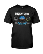 PILOT GIFTS - MY OFFICE Classic T-Shirt front