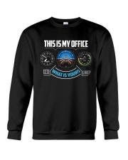 PILOT GIFTS - MY OFFICE Crewneck Sweatshirt thumbnail