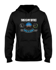 PILOT GIFTS - MY OFFICE Hooded Sweatshirt thumbnail
