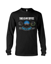 PILOT GIFTS - MY OFFICE Long Sleeve Tee thumbnail