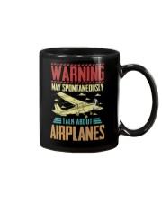 PILOT GIFTS - TALK ABOUT AIRPLANES Mug thumbnail