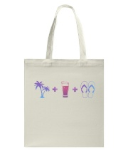 BEER LOVER GIFT - FLIP FLOPS BEER Tote Bag tile