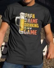 B - PAPA Classic T-Shirt apparel-classic-tshirt-lifestyle-28