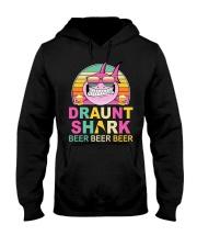 CRAFT BEER LOVER - DRAUNT SHARK  Hooded Sweatshirt thumbnail