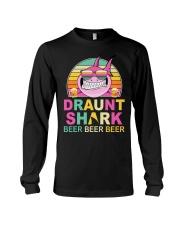 CRAFT BEER LOVER - DRAUNT SHARK  Long Sleeve Tee thumbnail