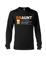 CRAFT BEER LOVER - DRAUNT Long Sleeve Tee thumbnail