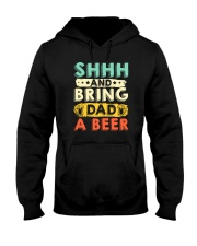 CRAFT BEER AND BREW - BRING DAD A HOME BREW BEER Hooded Sweatshirt thumbnail