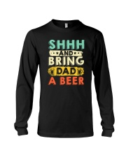 CRAFT BEER AND BREW - BRING DAD A HOME BREW BEER Long Sleeve Tee thumbnail