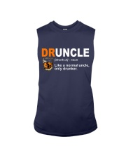 B - DRUNCLE LIQUORS Sleeveless Tee tile