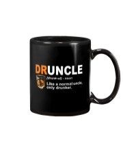 B - DRUNCLE LIQUORS Mug thumbnail