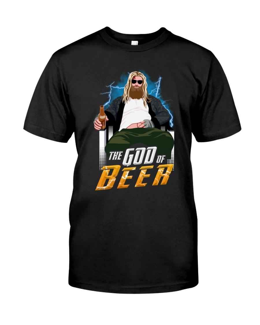 TRULY DRINK - THE GOD OF BEER Classic T-Shirt