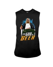 TRULY DRINK - THE GOD OF BEER Sleeveless Tee thumbnail
