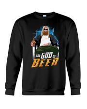 TRULY DRINK - THE GOD OF BEER Crewneck Sweatshirt thumbnail