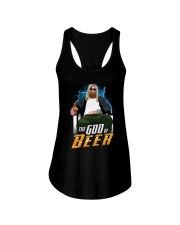 TRULY DRINK - THE GOD OF BEER Ladies Flowy Tank thumbnail