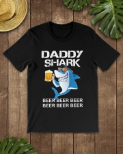 TRULY DRINK - DADDY SHARK Classic T-Shirt lifestyle-mens-crewneck-front-18