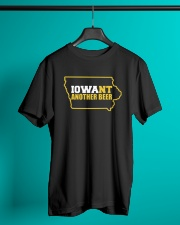 BEER LOVER GIFT - IOWA WANT ANOTHER BEER Classic T-Shirt lifestyle-mens-crewneck-front-3