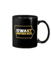 BEER LOVER GIFT - IOWA WANT ANOTHER BEER Mug thumbnail