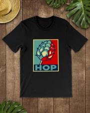 RETRO BEER - HOP VINTAGE Classic T-Shirt lifestyle-mens-crewneck-front-18