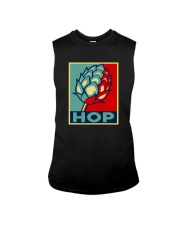 RETRO BEER - HOP VINTAGE Sleeveless Tee thumbnail