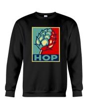 RETRO BEER - HOP VINTAGE Crewneck Sweatshirt thumbnail