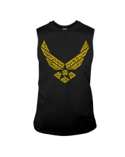 AVIATION RELATED GIFTS  - AIR FORCE Sleeveless Tee thumbnail